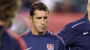 Tab Ramos. Photo property of U.S. Soccer.