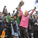 MLS Cup 2013 winners Sporting Kansas City