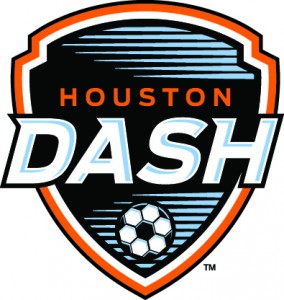 Houston Dash NWSL logo