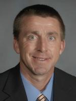 Elon coach Darren Powell.