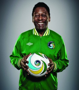 Pelé | Photo courtesy of the New York Cosmos