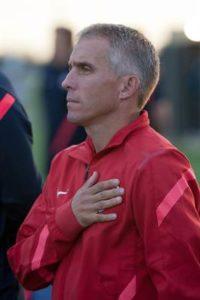 U.S. U-17 MNT coach Richie Williams