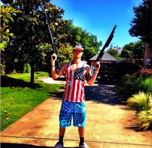 Brek Shea Guns