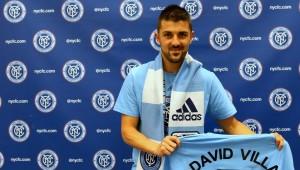 David Villa - NYCFC