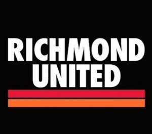 Richmond United bar logo