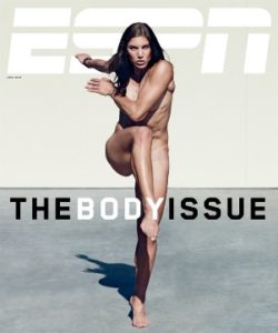 HopeSoloCover The Body Issue